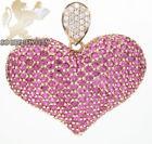 Heart Rose Gold Fine Jewelry Lady