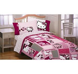 hello kitty comforter set ebay