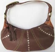 Fossil Tasche Leder Vintage