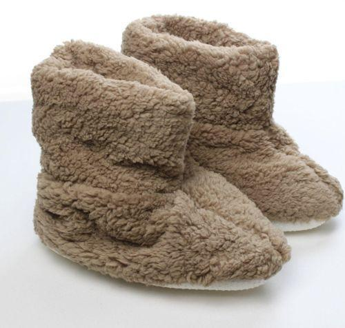 Womens Memory Foam Slippers Ebay