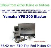 Yamaha Blaster Top End Kit