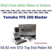 Yamaha Blaster Top End Kit