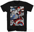 Marvel Short Sleeve Regular Size XL T-Shirts for Men