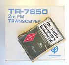 Kenwood 2 Meters Mobiles/In - Vehicles Radio Transceivers