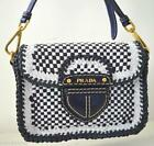 Prada Madras Bag
