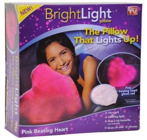 Led Light Pillow As Seen On Tv