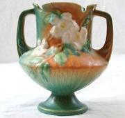 Roseville Brown Vase