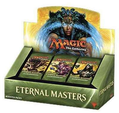 Magic: the Gathering (MtG) Eternal Masters (EMA) Sealed Booster Box FREE SHIP!!