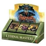 Magic: the Gathering (MtG) Eternal Masters (EMA) Sealed Booster Box FREE SHIP!!
