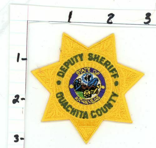 OUACHITA PARISH SHERIFF LOUISIANA NICE NEW COLORFUL PATCH POLICE