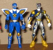 Power Rangers Dino Thunder Lot