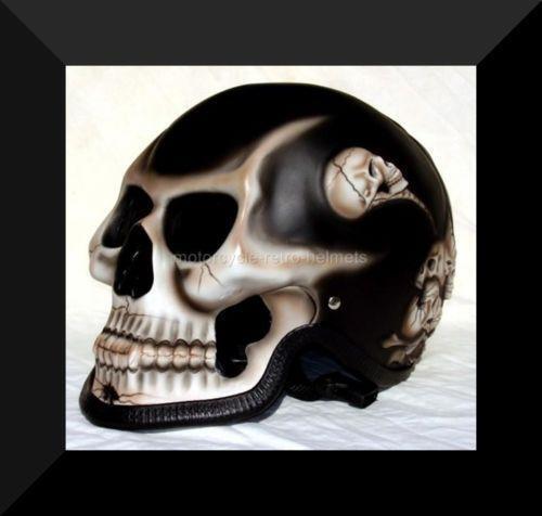 3D Skull Helmet | eBay