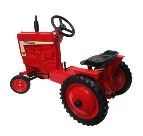 Case Pedal Tractors : Ih pedal tractor ebay