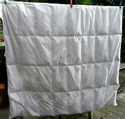 Feather Mattress Topper Double