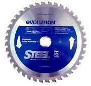 Evolution Steel Saw
