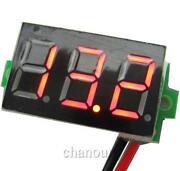 Line Voltage Meter