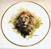 David Shepherd Plates