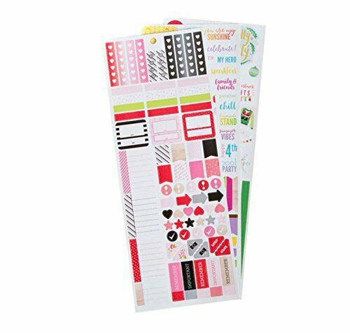 Creative Year Holiday Sticker Book by Recollections/Life Planner