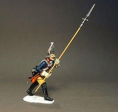 John Jenkins   Leuthen 1757 Prussian Grenadier Sergeant Leut11 Syw
