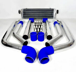 Intercooler Kit 63,5mm 2,5