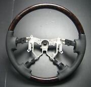 Land Cruiser Steering Wheel