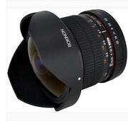 Rokinon 8mm Fisheye Lens for Canon
