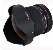 Rokinon 8mm Canon