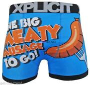 Mens Novelty Boxers
