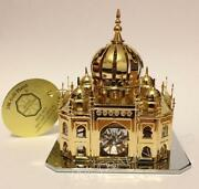 Swarovski Crystal Ornaments Gold