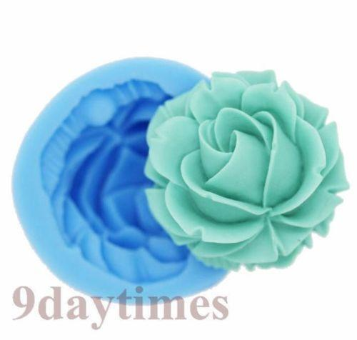 Silicone Fondant Flower Molds Ebay