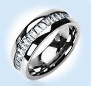 Mens Eternity Ring