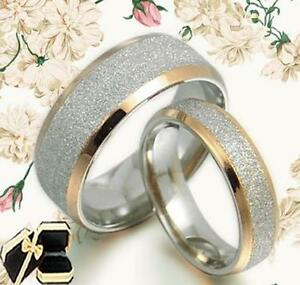 His And Hers Gold Wedding Rings