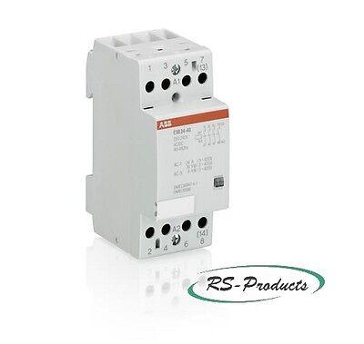 ABB ESB24-31-230AC/DC Installationsschütz 3S+1Ö 220-240V, GHE3291602R0006