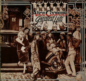 Alice Cooper-Greatest Hits cd-Mint!