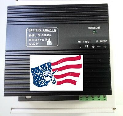Ch2805 Automatic Generator Battery Charger 5amp Output 1224vdc Autotransfer