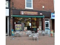 WELL ESTABLISHED COFFEE SHOP BUSINESS REF 145971