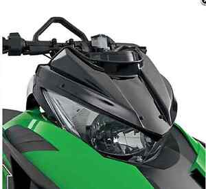 Arctic Cat Extreme Low Flyscreen – Black 5639-790