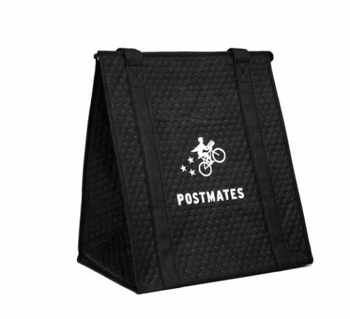 Postmates Official Insulated Delivery Bags