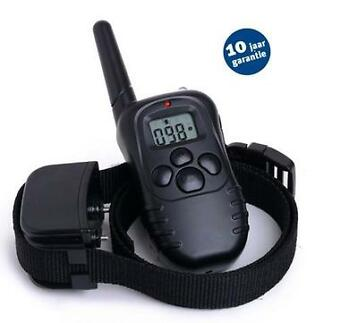 Professionele Trainingshalsband voor honden (€ 69,95 all in)