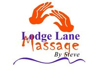 Lodge Lane Massage By Steve