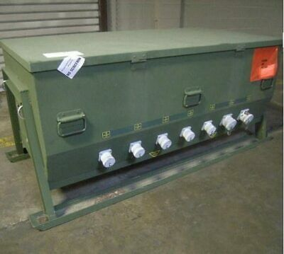 100kw Power Distribution Panel Spider Box 6110-01-248-6671