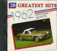20 Greatest Hits 1962 - Original Artists