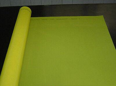 3 Yard Screen Printing Mesh Fabric 250m100t Yellow Mesh Stretch Screen Fame