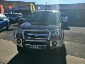 2010 Holden Colorado RC MY10.5 LT-R DUAL CAB Red Manual Utility Garbutt Townsville City Preview