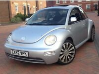 Volkswagen Beetle 2002 1.6 1Yrs mot lady owner