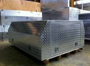 Aluminium Canopy / Toolbox 2360* 1770*860 for Single Cab Ute O'Connor Fremantle Area Preview