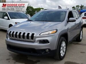 2017 Jeep Cherokee North 4x4 | Bup Cam, Tow Grp, Htd.Seats