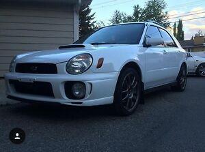 Looking for my 2002 Subaru Bugeye WRX