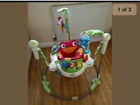 Fisher price jumperoo vgc