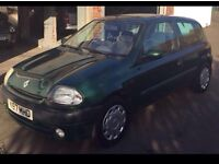 Renault Clio 1.4 for swap